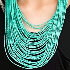 Jewelry - Seed bead necklace. NWT.
